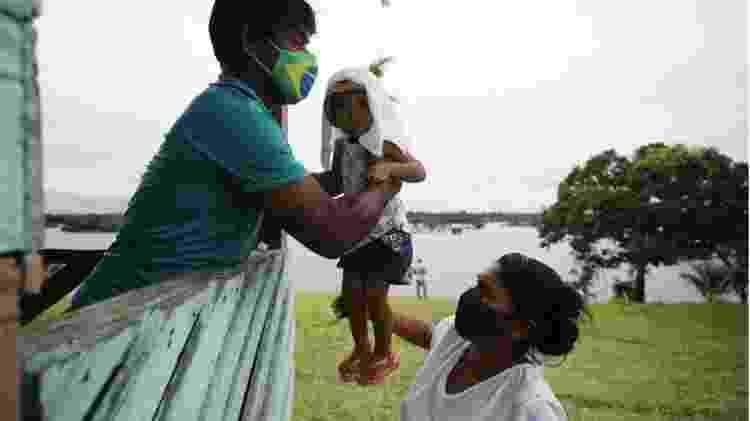 Demógrafa tem dúvidas quanto a se pode haver um 'baby boom' no Brasil após a pandemia - REUTERS - REUTERS