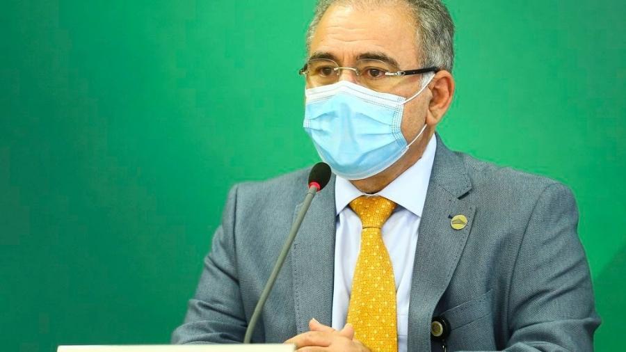 Ministro diz que é possível vacinar toda população brasileira em 2021 - Marcelo Camargo/Agência Brasil