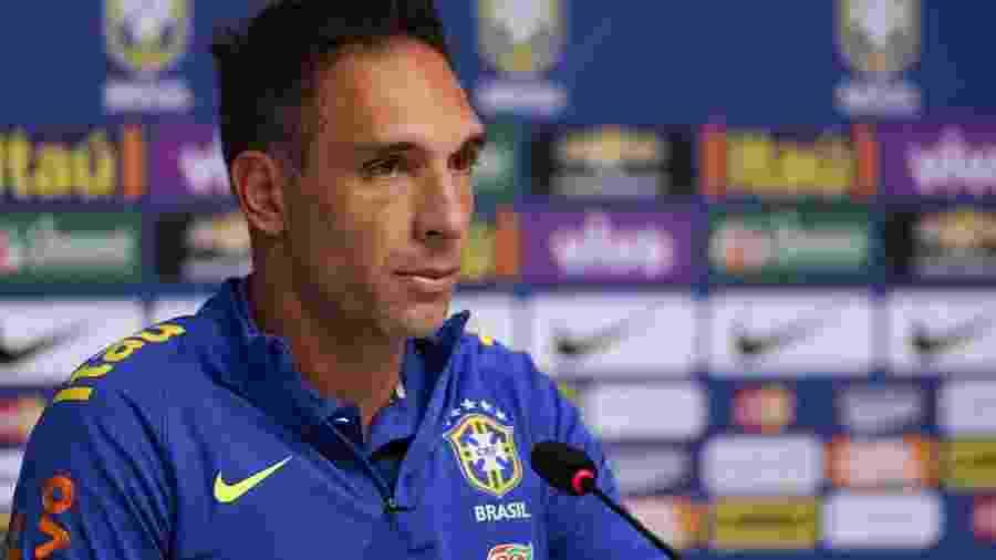 Fernando Prass sonha com uma convocação para a seleção brasileira - Lucas Figueirado/Mowa Press