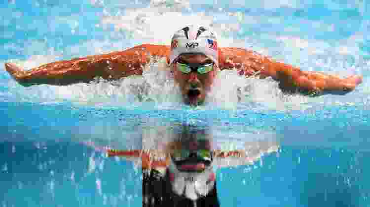 michael phelps - Getty Images/AFP - Getty Images/AFP