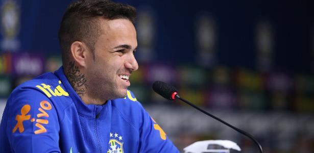 Luan está se preparando para disputa da Rio-2016