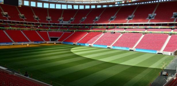 Mané Garrincha pode ser o palco de Brusque e Corinthians na semana que vem