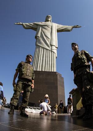 Forcas Armadas vão estar presentes nas eleições do Rio de Janeiro e outros 12 estados