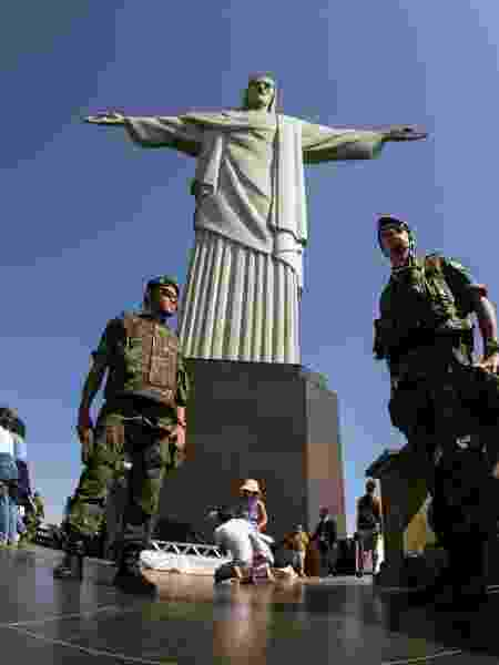 Forcas Armadas vão estar presentes nas eleições do Rio de Janeiro e outros 12 estados - Ricardo Borges/Folhapress