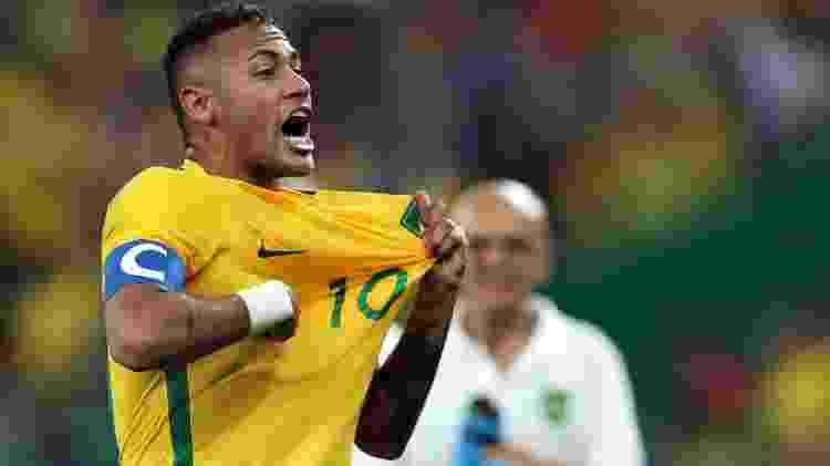 Neymar Rio 2016 - REUTERS/Bruno Kelly - REUTERS/Bruno Kelly