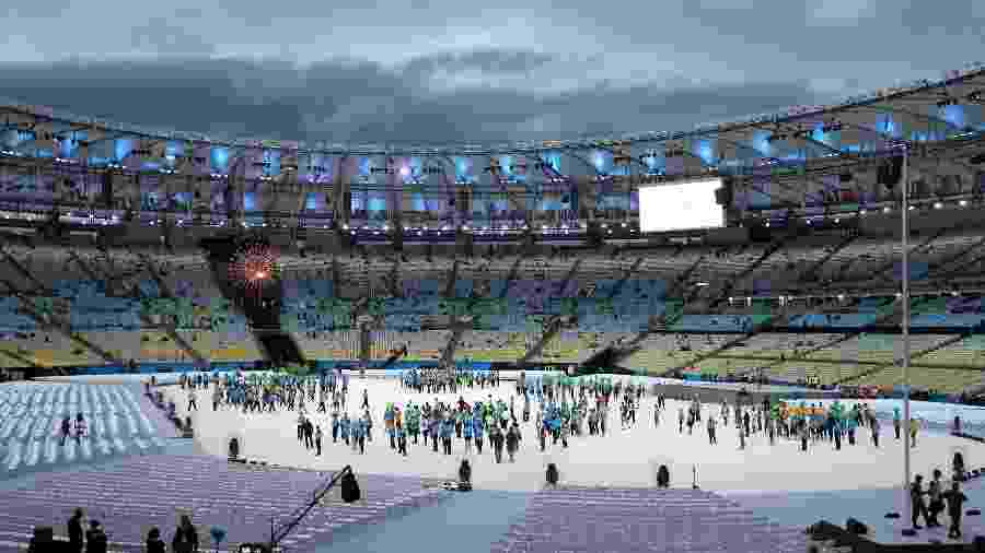 Maracanã deve ser entregue pelo Comitê Rio-2016 ao governo do Rio no fim de outubro - XINHUA