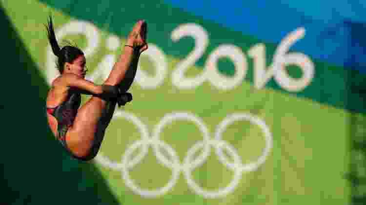 Ingrid Oliveira representou o Brasil nos Jogos Olímpicos do Rio de Janeiro - Lucas Lima/UOL