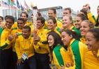 COB oficializa maior delegação olímpica do Brasil com 462 atletas - Danilo Verpa/Folhapress