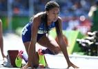 Campeã olímpica escondeu gravidez para competir; recém-nascido está na UTI