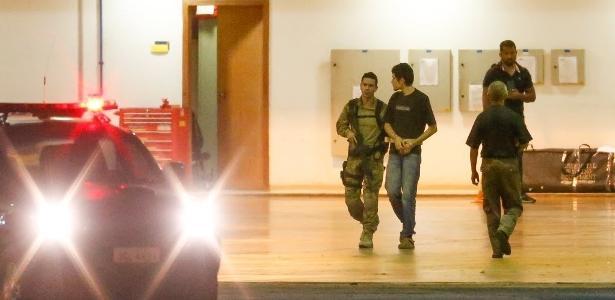 Presos por suspeita de preparação de atos de terrorismo estão em prisão federal desde o último dia 21
