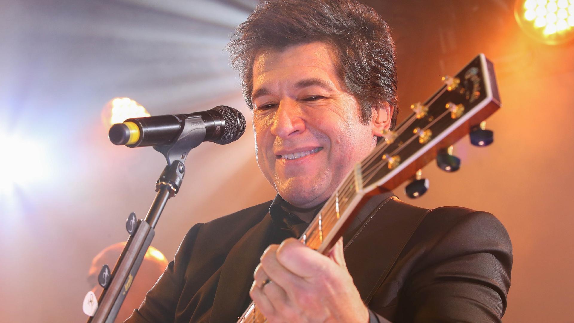 Daniel fez show no Hotel Nissan Kicks, em Copacabana