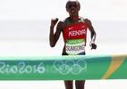 Campeã da maratona no Rio-2016 é pega em exame antidoping
