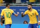 Em live, Gabigol diz que sonha em atuar com Neymar no Flamengo: