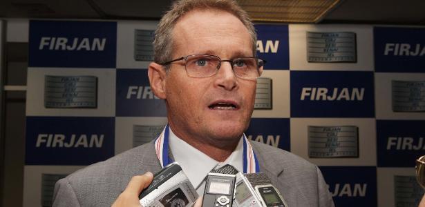José Mariano Beltrame, ex-secretário de Segurança do Rio de Janeiro