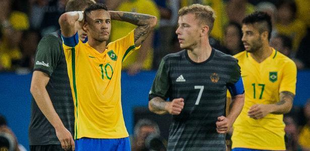 Brasil planeja confronto contra seleções da Europa