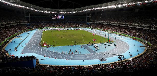 Palco dos Jogos Olímpicos Rio-2016, o Engenhão está de volta ao futebol carioca