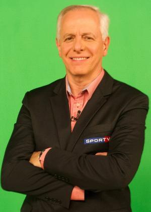 Milton Leite, o divertido narrador oficial do canal SporTV - Divulgação/Sportv