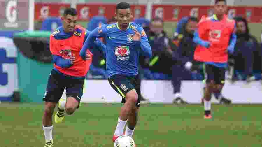 Manchester United agora corre atrás para contratar Gabriel Jesus - Lucas Figueiredo/MoWa Press