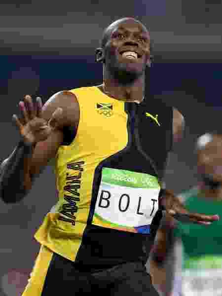 É TRI! Usain Bolt vence 100m rasos e conquista pela terceira vez a prova - Shaun Botterill/Getty Images