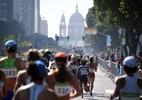 10 coisas que você não deve fazer na corrida de rua - JOHANNES EISELE/AFP