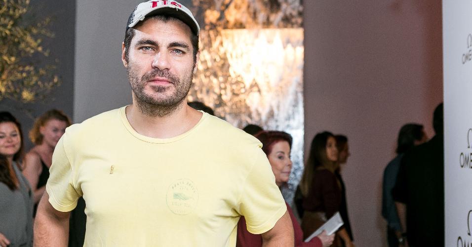 O ator Thiago Lacerda é convidado do evento