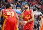 Barcelona contrata mais um brasileiro. Desta vez no basquete - Divulgação/Murcia
