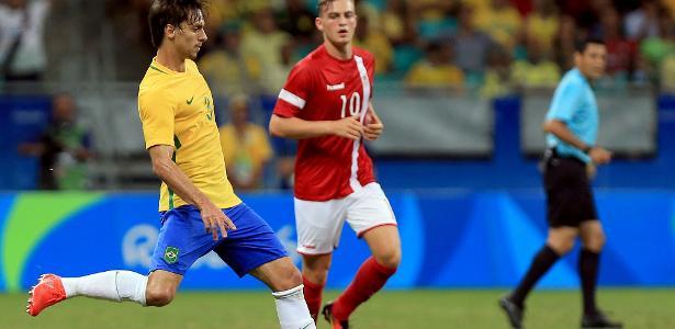 Rodrigo Caio pode ter nova função na seleção brasileira