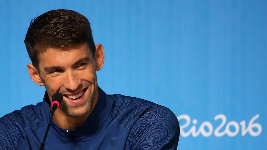 Phelps ajuda astros do esporte como Tiger Woods e Grant Hackett - Chris Graythen/Getty Images