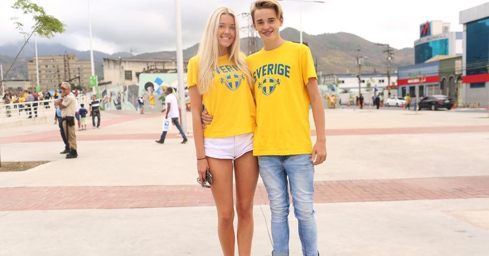 Estilo Dos Torcedores Na Rio-2016