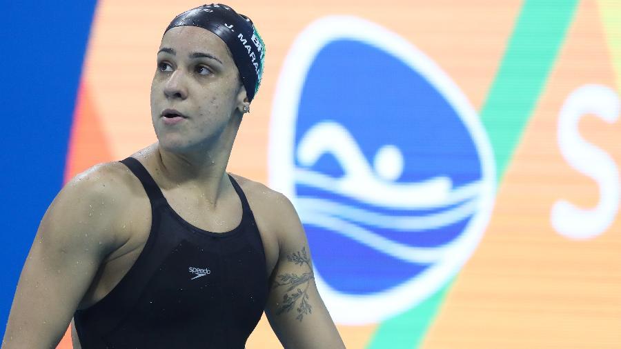 Joanna Maranhão anunciou gravidez no fim de janeiro - Flávio Florido/Exemplus/COB