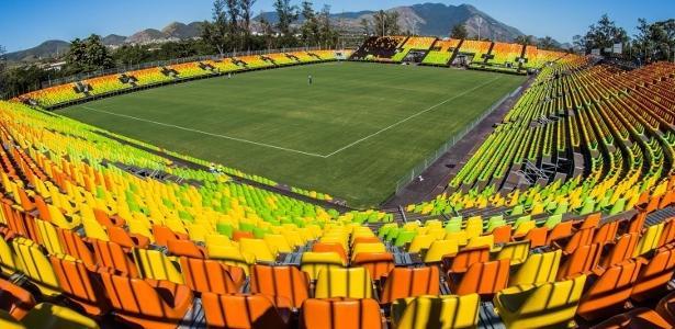 Fla quer levantar estádio no local da Arena do Rugbi, segundo prefeito do Rio de Janeiro