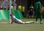 Em jogo de pênaltis perdidos, Honduras elimina Argentina na Rio-2016 - Pedro Ladeira/Folhapress