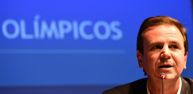 Eduardo Paes (PMDB), ex-prefeito do Rio de Janeiro