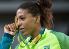Rafaela Silva se reergue após queda: