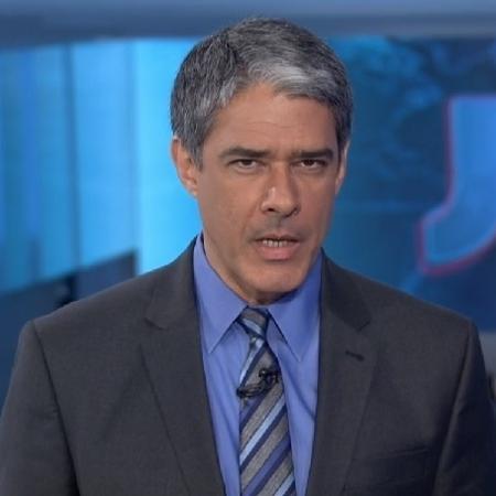 """""""Jornal Nacional"""" ignora Seleção brasileira - Reprodução"""