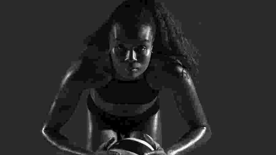 Atletas em Movimento: Fabiana, do vôlei - J.R. Duran
