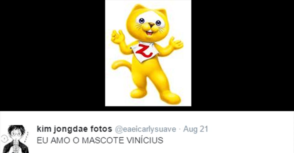 Vinícius tem experiência no mercado publicitário