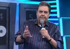 Ao vivo, Faustão acusa COB de barrar ida de Diego Hypolito em seu programa
