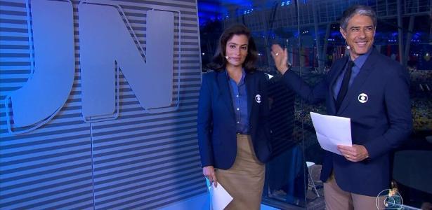 """Desde o início dos anos 70 o """"Jornal Nacional"""" é líder isolado de audiência no país - Reprodução"""
