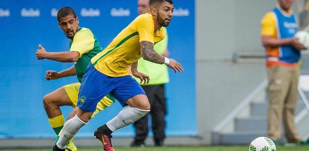 Gabigol ainda tem futuro incerto no Santos