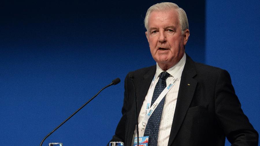 Sir Craig Reedie, presidente da Wada - Mark Runnacles/Getty Images