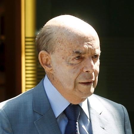 Francisco Dornelles assume o governo do Rio de Janeiro - Gabriel de Paiva/Ag. O Globo