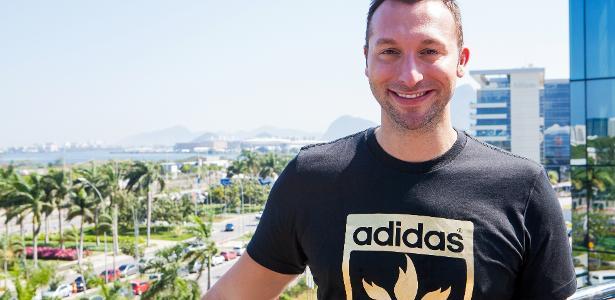 Ian Thorpe, maior atleta olímpico da Austrália, visita o Rio de Janeiro para acompanhar as Olimpíadas
