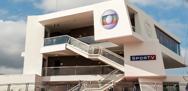 Estúdio da Globo no Parque Olímpico - João Cotta/Globo