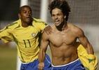 Diego brinca sobre reencontro com Robinho: