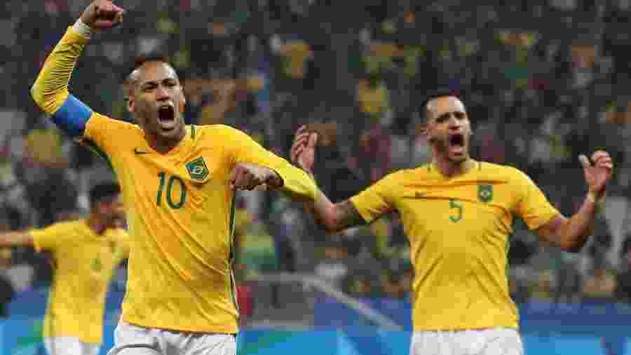 Renato Augusto revela conselho a Neymar após excesso de faltas ... 5562c3b291b65