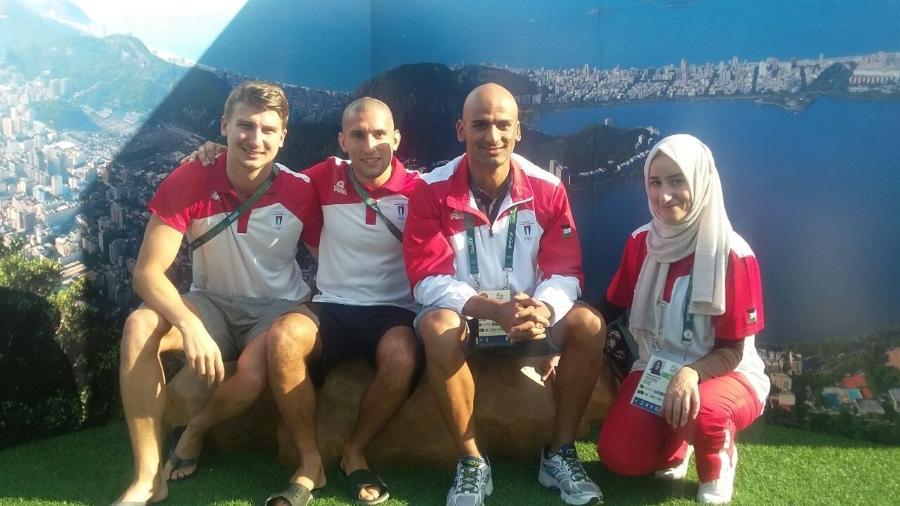 5ea3b6685 Palestinos sofrem sem uniformes na Rio-2016 e fazem apelo ao COI ...