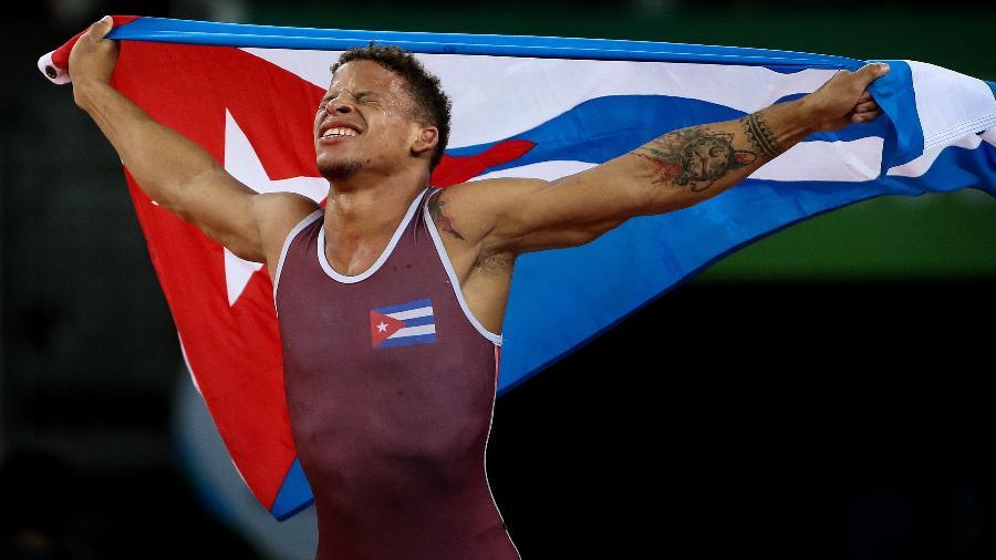 Ismael Borrero é o primeiro atleta infectado na ilha - Xinhua/S Valery/TASS/ZUMAPRESS