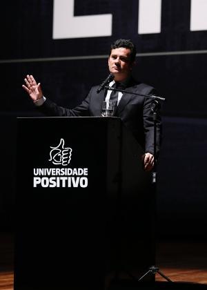 Moro criticou comportamento da torcida brasileira