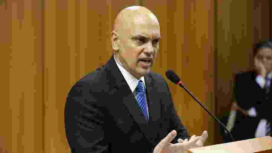 Ministro da Justiça foi a Manaus após a rebelião que deixou 56 presos mortos - Pedro Ladeira/Folhapress